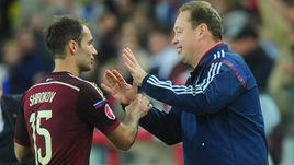 Леонид СЛУЦКИЙ в первых матчах во главе сборной России сделал ставку на Романа ШИРОКОВА.