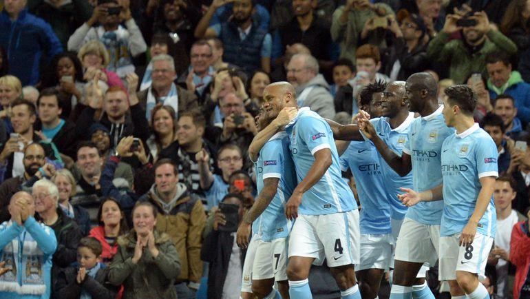 """""""Манчестер Сити"""" может потерять очки в матче с """"Вест Хэмом"""". Фото AFP"""