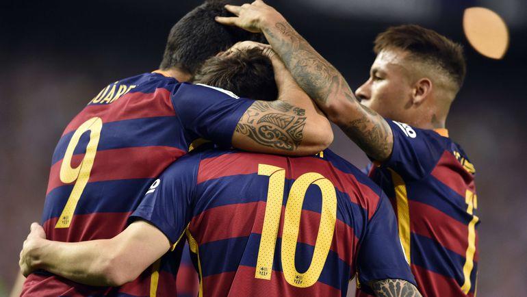 """Барселона"" уверенно победит ""Леванте"". Фото AFP"
