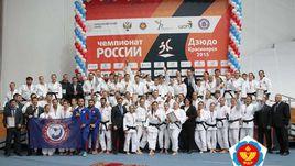 Серебро южно-уральских дзюдоистов на чемпионате России в Красноярске