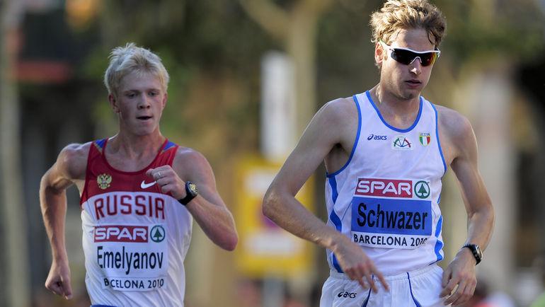 В 2010 году Станислав ЕМЕЛЬЯНОВ сенсационно выиграл чемпионат Европы в Барселоне, обыграв олимпийского чемпиона Алекса Шварцера. Фото REUTERS
