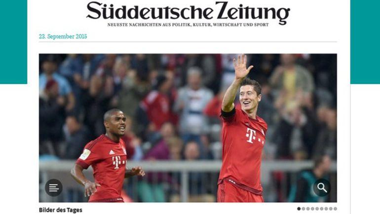 Süddeutsche Zeitung.