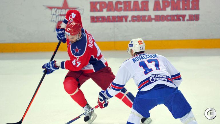 Александр РАДУЛОВ и Илья КОВАЛЬЧУК.