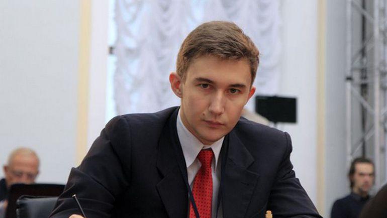 Сергей КАРЯКИН. Фото www.ruchess.ru