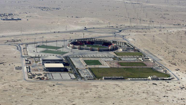 ЧМ-2022 в Катаре пройдет с 21 ноября по 18 декабря. Фото REUTERS