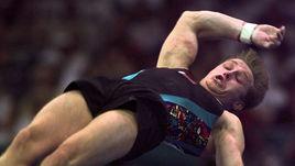 Шестикратный олимпийский чемпион Барселоны-1992 Виталий ЩЕРБО в Атланте-1996.