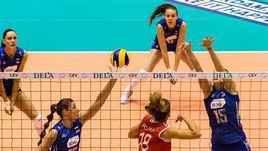 Несмотря на поражение от Хорватии сборная России заняла первое место в группе и напрямую вышла в четвертьфинал.