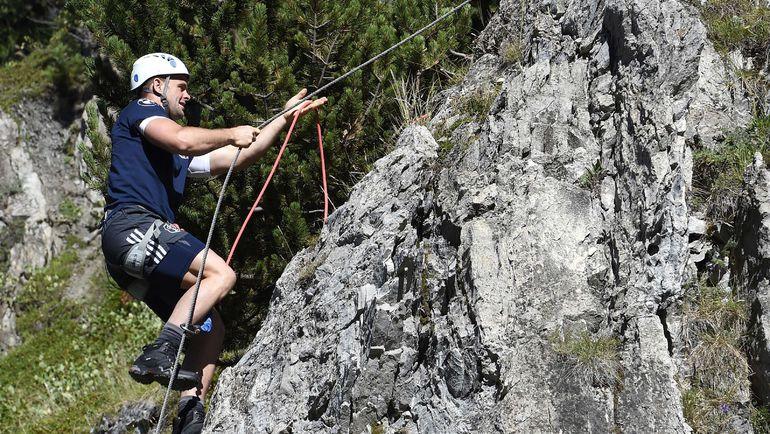 Об олимпийском скалолазании известно пока очень мало. Фото REUTERS