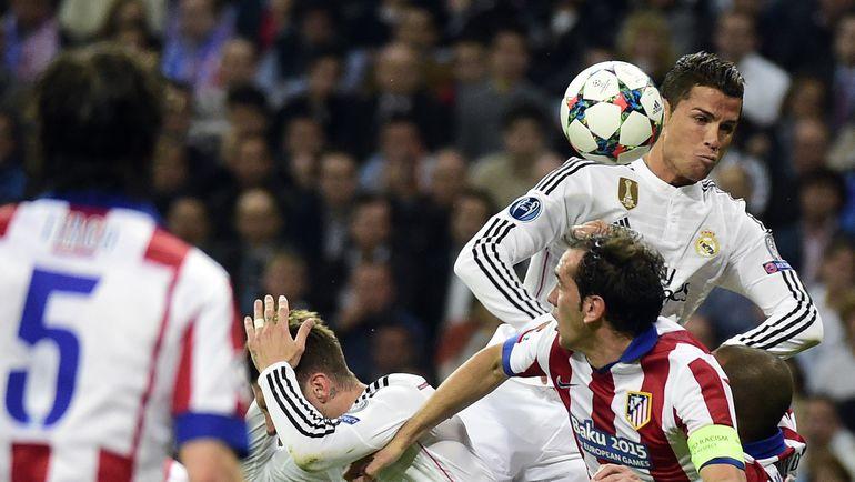 """""""Реал"""" и """"Атлетико"""" не смогут выявить победителя. Фото REUTERS"""