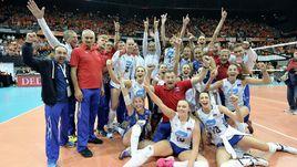 Сегодня. Роттердам. Голландия - Россия - 0:3. Сборная России - чемпион Европы.