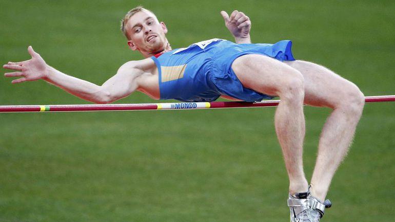 Даниил ЦЫПЛАКОВ - один из трех воспитанников своего отца Александра Цыплакова, претендующих на участие в Олимпийских играх в Рио-де-Жанейро. Фото Reuters