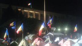 Кишинев. Площадь Великого Национального Собрания.