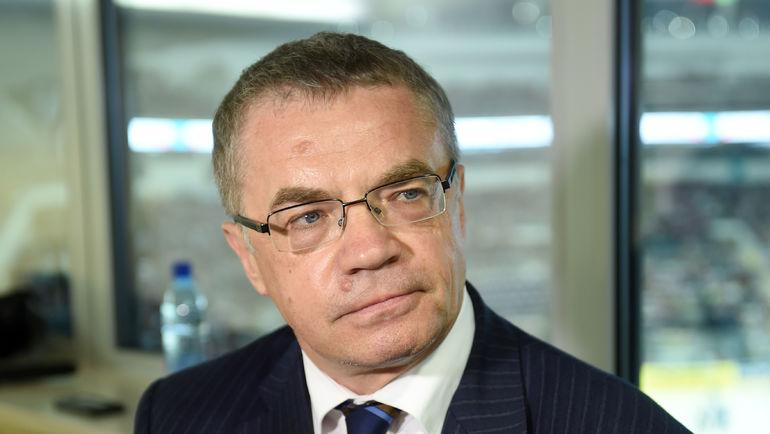 Александр МЕДВЕДЕВ. Фото Владимир БЕЗЗУБОВ., photo.khl.ru
