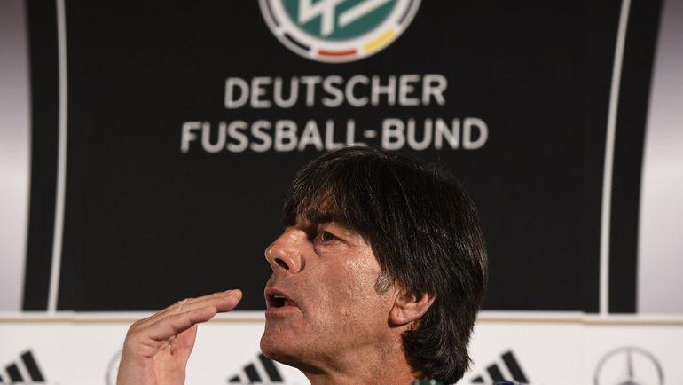 Будущие фавориты Euro из Германии могут начинать подыскивать себе отель и базу во Франции. Фото REUTERS