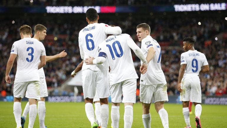 Англия по традиции без проблем попала на Euro. Фото REUTERS