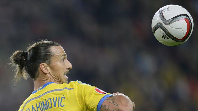 Теперь судьба сборной Швеции зависит не только от самой команды, но и от соперников. Фото REUTERS