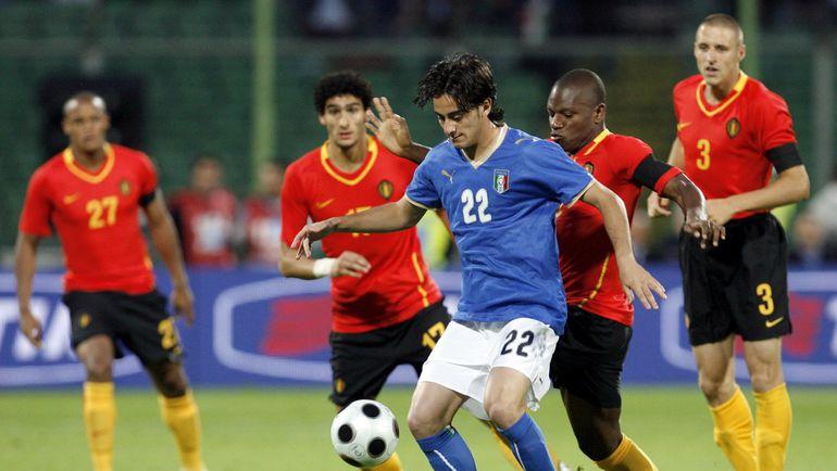 За участниками Euro-2008 бельгийцы следили со стороны. Фото REUTERS