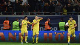 Румыния сыграет в финальной части чемпионата Европы впервые с 2008 года.