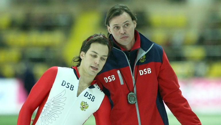 Дмитрий ДОРОФЕЕВ (справа). Фото Татьяна ДОРОГУТИНА