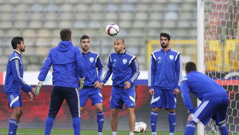 Для попадания в стыковые матчи сборной Израиля необходимо обыгрывать мотивированную Бельгию. Фото AFP
