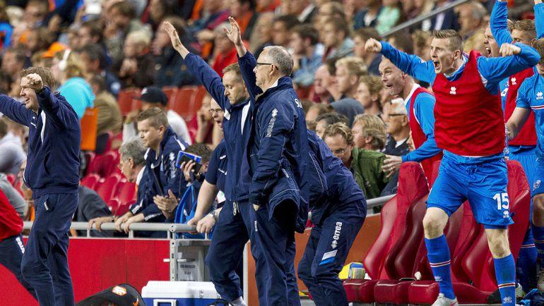 Сборная Исландии впервые в своей истории вышла в финальную часть крупного турнира. Фото REUTERS