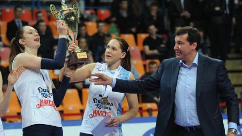 Чемпионат России: вторая пятилетка Казани