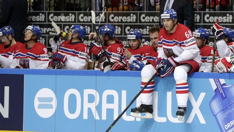 Яромир ЯГР в составе сборной Чехии стал MVP чемпионата мира-2015. Фото REUTERS
