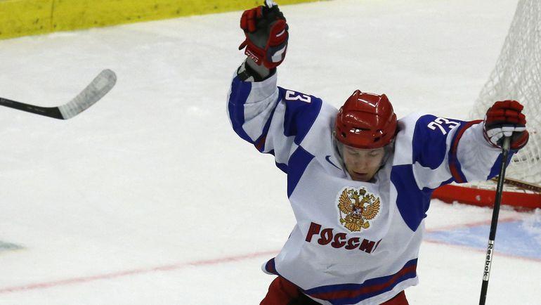 Валентин ЗЫКОВ. Фото REUTERS