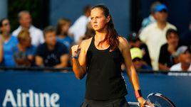 Дарья КАСАТКИНА стала российским открытием на US Open.