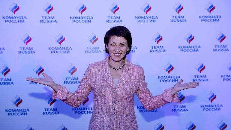 Татьяна ЛЕБЕДЕВА. Фото Наталья ПАХАЛЕНКО
