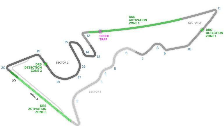 """""""Гран-при США"""". Фото formula1.com"""