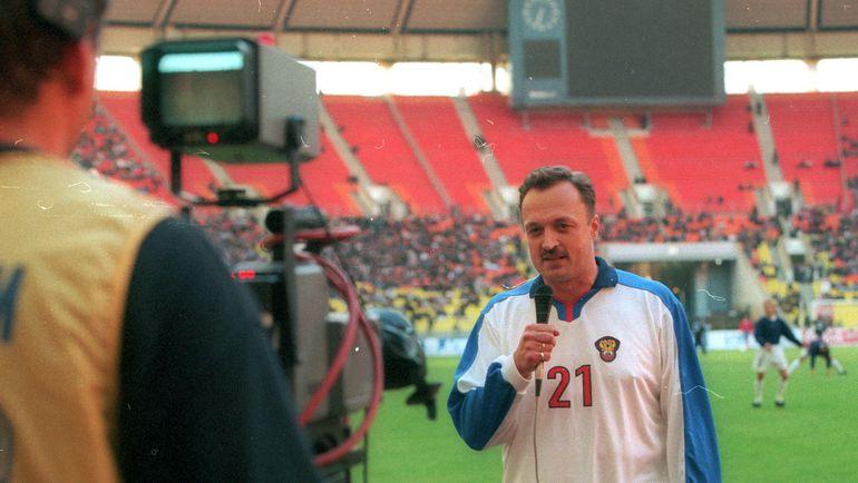 2000 год. Виктор ГУСЕВ. Фото Александр ФЕДОРОВ,