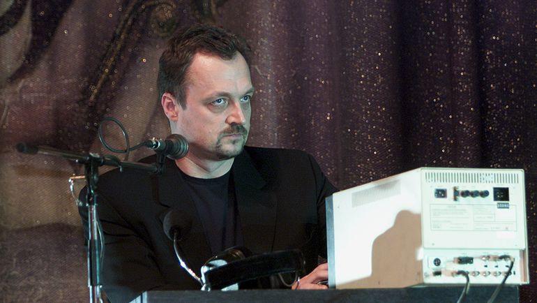 2002 год. Виктор ГУСЕВ. Фото Александр ФЕДОРОВ,