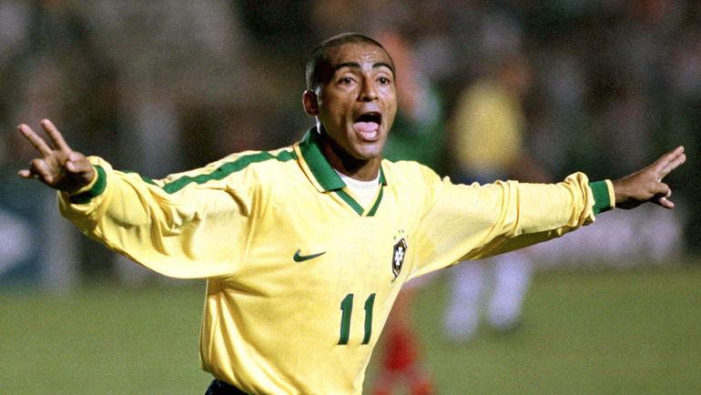 """Казалось бы, что может быть общего у РОМАРИО с """"Королем футбола""""? Фото REUTERS"""