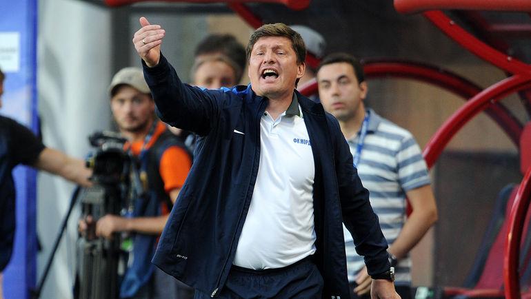 """Андрей ГОРДЕЕВ. Фото Алексей ИВАНОВ, """"СЭ"""""""