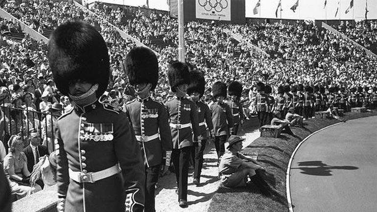 Олимпиада-1948 в Лондоне прошла без Японии и Германии. Фото www.telegraph.co.uk