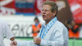 Властимил ПЕТРЖЕЛА запомнился футбольной России таким: колоритным, порывистым и открытым.