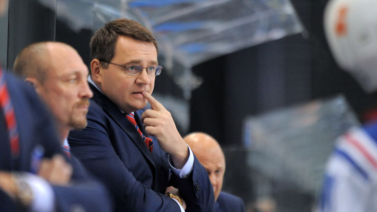 Андрей НАЗАРОВ ждет в гости СКА. Фото photo.khl.ru