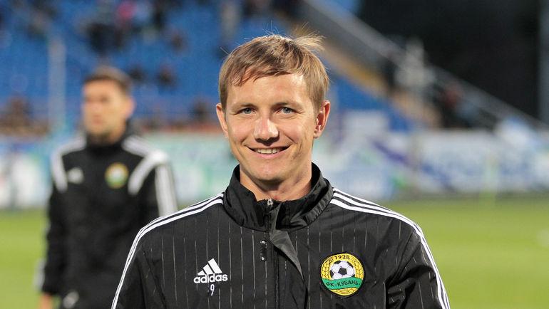 Роман ПАВЛЮЧЕНКО может сыграть против своей бывшей команды. Фото Игорь ГОРШКОВ