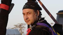 Михаил Баканов: человек на шаре