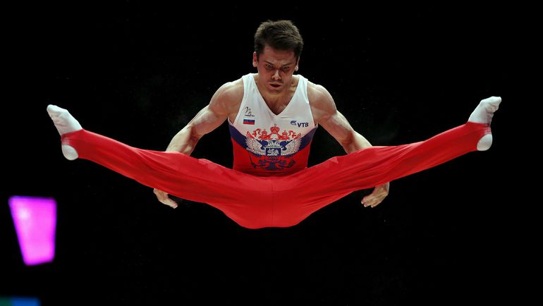 Среда. Глазго. Николай КУКСЕНКОВ. Фото AFP