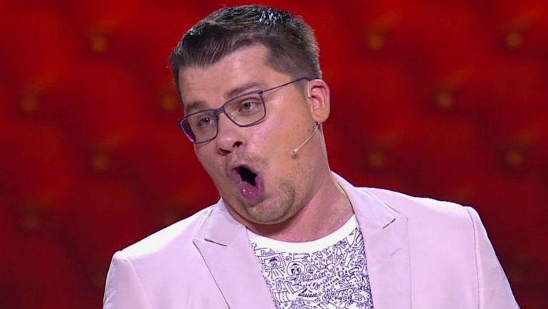 Гарик ХАРЛАМОВ в Comedy Club. Фото rutube.ru