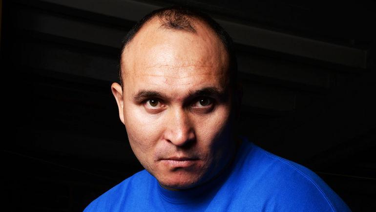 Александр УСТИНОВ. Фото photosport.co.nz