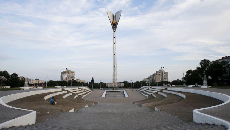 Театральная площадь Ростова-на-Дону. Фото REUTERS