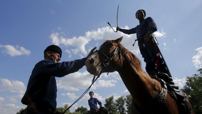 Старочеркасск - бывшая казачья столица. Фото REUTERS
