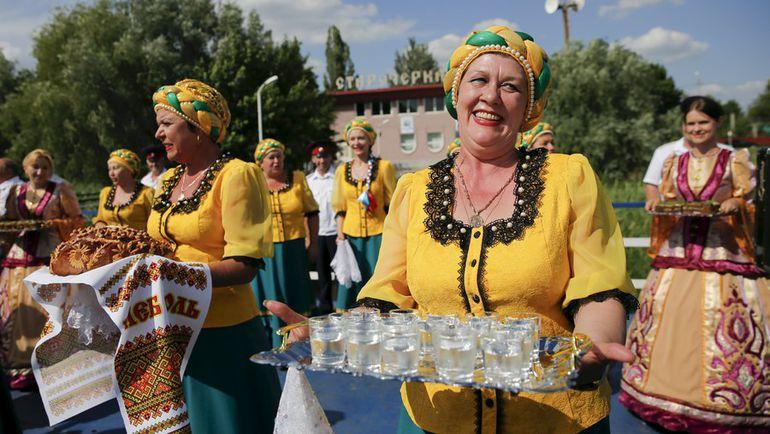 Бывшая казачья столица Старочеркасск рада гостям. Как и Ростов. Фото REUTERS