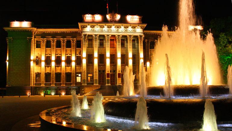 Законодательное собрание Краснодарского края. Фото wikipedia.org