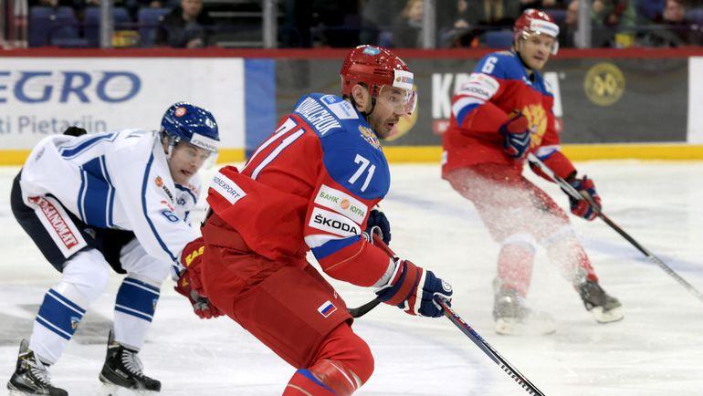 Финляндия - Россия - 2:1.