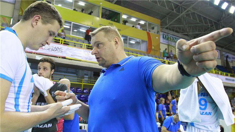 Владимир АЛЕКНО. Фото fivb.org