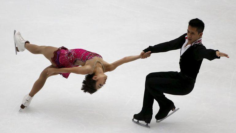 СЮЙ Венцзин и ХАНЬ Цун. Фото REUTERS